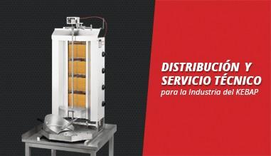 Distribución y Servicio técnico
